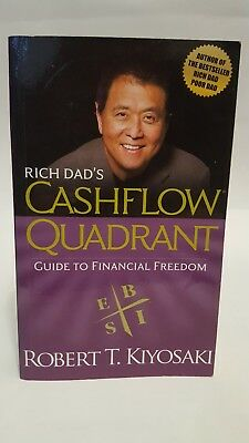 Rich Dad's CASHFLOW Quadrant: Rich Dad's Guide to Financial Freedom by Robert T…