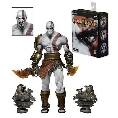 Neca God of War 3 Ultimate Kratos 6 inch Action Figure Collector Toy New PVC...