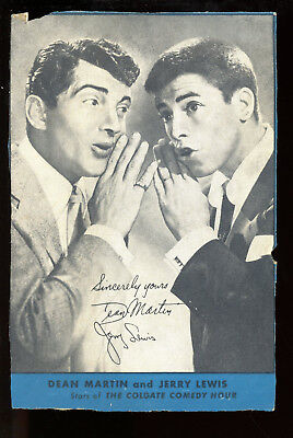 Dean Martin & Jerry Lewis-Colgate Comedy Hour