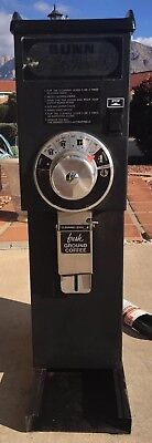 Bunn G3 Commercial Coffee Grinder, Good Working Condition