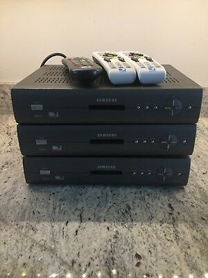 Samsung directv receiver sir-ts360 w remote and cables + manual.