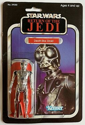 Star Wars - Return Of The Jedi - Death Star Droid.