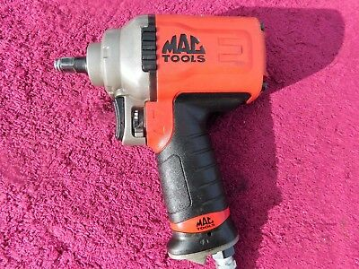 "Mac Tools *near Mint!* 3/8"" Drive Awp038 Impact Wrench!  550 Foot Pounds Torque!"