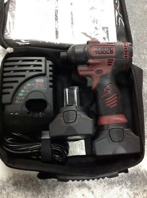 """Matco Tools MCL1614HPID 16V Cordless Infinium 1/4"""" Hex High Power Impact Wrench"""