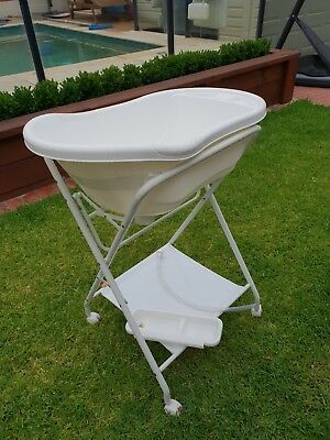 love n care baby bath tub with stand