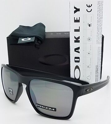 2ee71dd9188f NEW Oakley Sliver XL Sunglasses Black Prizm BLK Polarized 9341-15 AUTHENTIC  9341