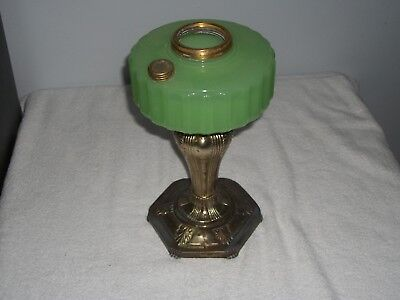 Aladdin Lamp Green Majestic
