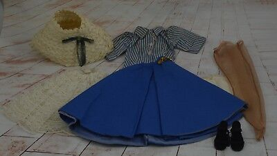 Vintage Madame Alexander Cissy Doll Bon Voyage Outfit with Accessories