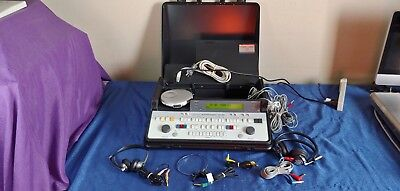Starkey AA1200 Acoustic Analyzer in case with many accessories