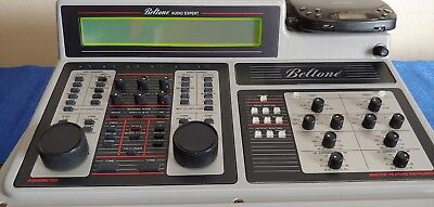 Beltone L-211 audiometer in case with cd player