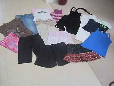 bulk lot of size 10 girls clothes