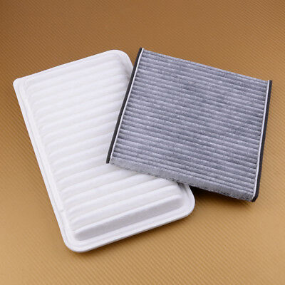 Engine Cabin Air Filter Combo Set fit Toyota Camry 02-06 Sienna & Solara 04-08