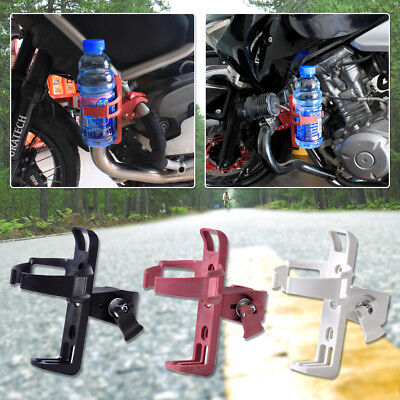 Beverage Water Bottle Holder Drink Cup Quick Release fit Motorcycle Bicycle MTB