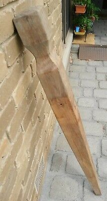 Samson Post timber vintage from Pompei's Boat sheds-great condition