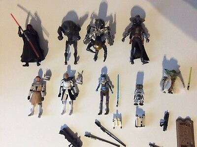 Star Wars The Clone Wars Hasbro Figuren