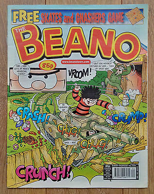 The Beano No.3344 August 26th 2006 Comic