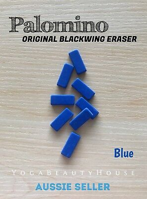 Palomino Blackwing Eraser *Limited* 1pc BLUE Refill pencil art calligraphy pen
