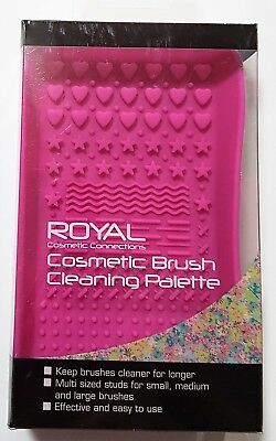 Royal Cosmetic Connections Cosmetics Brush Cleaning Cleaner Palette