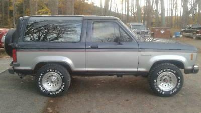 1987 ford bronco ii 1987 ford bronco ii
