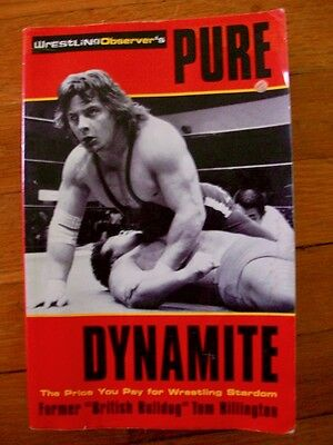 Wrestling Observer's Pure Dynamite Kid: The Price You Pay for Wrestling Stardom