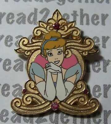 Disney Pin Cinderella Princess Booster