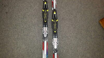 LL-Ski Madshus Champion Nano Sonic, Intelli Grip Lg. 200cm, medium Top-Zustand,