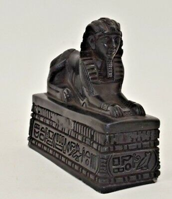SACRED SPHINX Egyptian Stone Sphinx Statue Ancient Replica