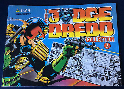 The Judge Dredd Collection 3, Daily Star, John Wagner, Grant, Ron Smith, 1987