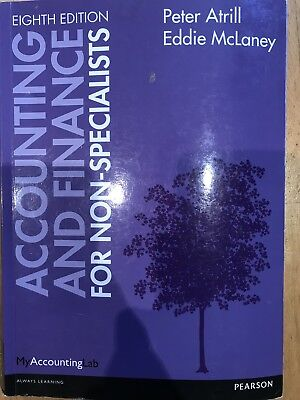 Accounting And Finance For Non-specialists Eighth Edition