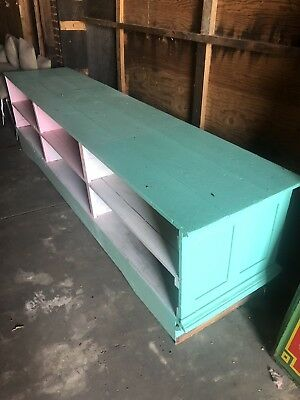 Antique General Store Sales Counter