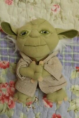 Just Play Underground Toys Star Wars Joda Plush Stuffed Doll 6""