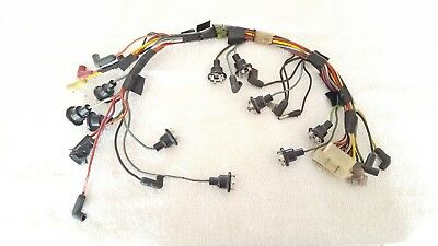 1967 Mustang Instrument Gauge Gauges Wiring Harness C7ZB-10B942E without Tach