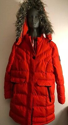 geographical norway colasina damen winter jacke parka mantel