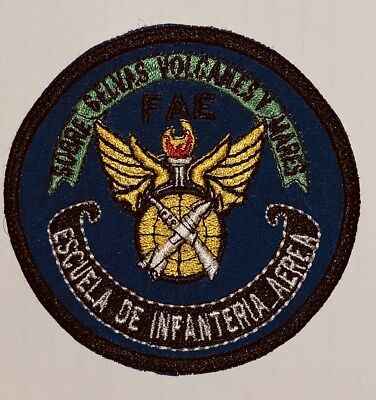 Ecuador, Air Force Patch 1