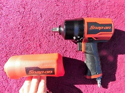 "Snap-On *near Mint!* 1/2"" Drive Pt850 ""new-Style"" Super Duty Impact Wrench!"
