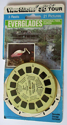 Viewmaster 5196 Everglades - USA - englisch