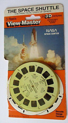 Viewmaster 4079 NASA Space Center - USA - englisch