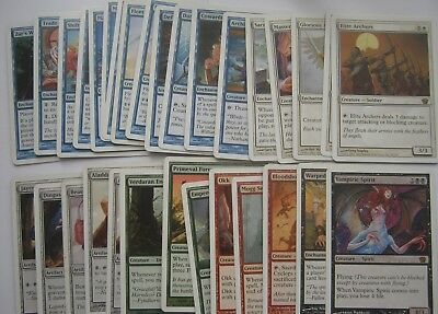 31 RARE Cards - Eighth Edition 8th - Magic The Gathering - MTG