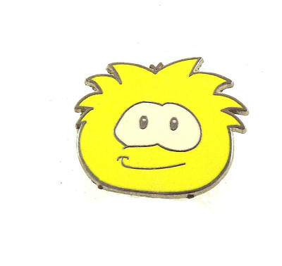Disney Booster Pack - Club Penguin - Puffles- Yellow Puffle Only Lot 2