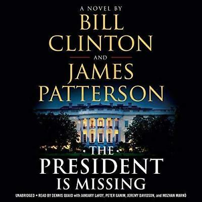 The President Is Missing By Bill Clinton, James Patterson (audio book, Download)