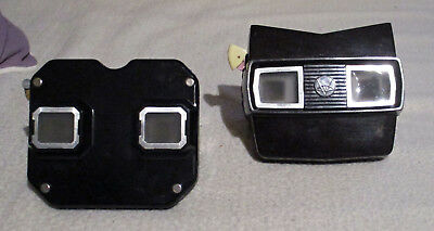 2 alte Viewmaster Betrachter
