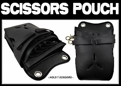 Hair Scissors Bag/Pouch For Hair Scissors & combs Hold up to *  7 SCISSORS