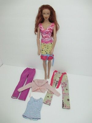 """RARE Tonner BRENDA STARR Reporter 16"""" Red Head Doll +Cashmere Sweater & Outfits"""