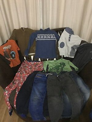 Job Lot #4 Bundle Boys 4-6 Years GAP Next Clothes Hoodies Jeans PJ Paw Patrol