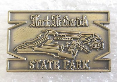 Fort Frederick State Park - Maryland Travel Souvenir Collector Pin