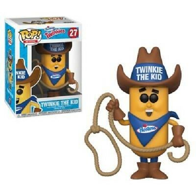 Hostess Twinkie Pop Ad Icons Vinyl Figure Funko New