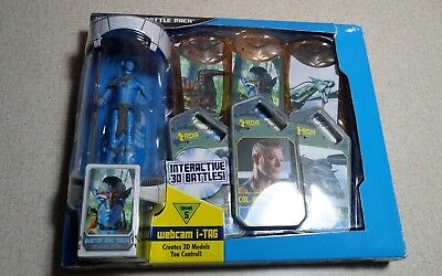 NEW Mattel AVATAR Interactive Battle Pack with Avatar Jake Sully Figure R2477