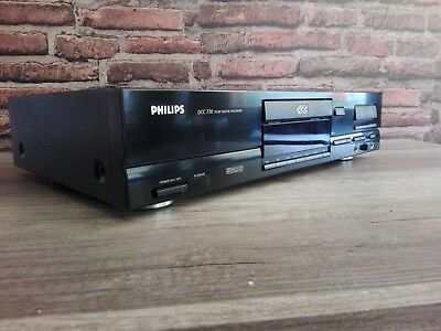 Philips DCC 730 18 bit Digital Compact Cassette Recorder