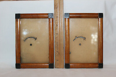"""Pair of Antique Wooden Picture Frames 5.5"""" x 3.75"""
