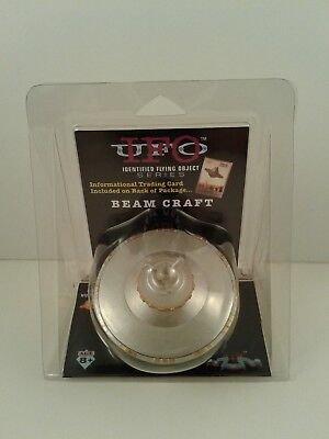 IFO UFO Beam Craft by Shadowbox Identified Flying Object Series Set Number 1